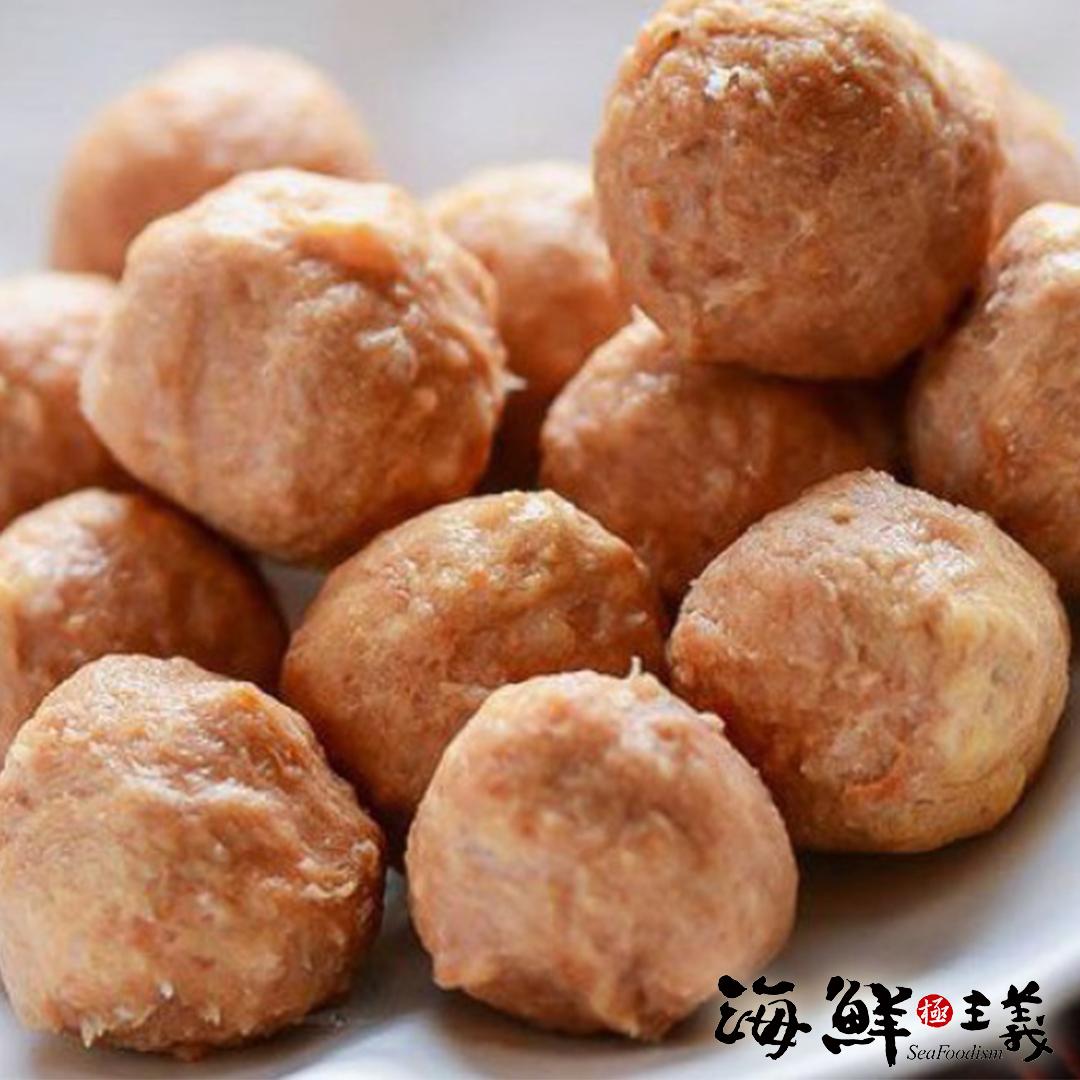 【海鮮主義】鴨肉丸(300g/包)