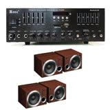 【ROSA】PK-200 多功能擴大機+Pioneer 先鋒 S-ES21 環繞喇叭x4支