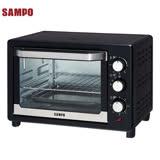 【SAMPO聲寶】20L電烤箱 KZ-KA20