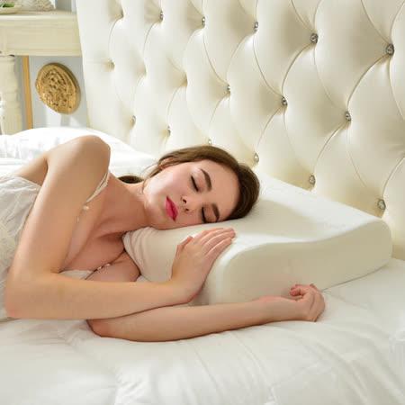 義大利La Belle舒眠人體工學記憶枕x2入