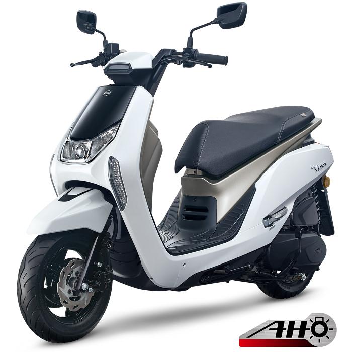 SYM三陽機車 VEGA 125 質感風 六期碟煞(全時點燈) 2018新車