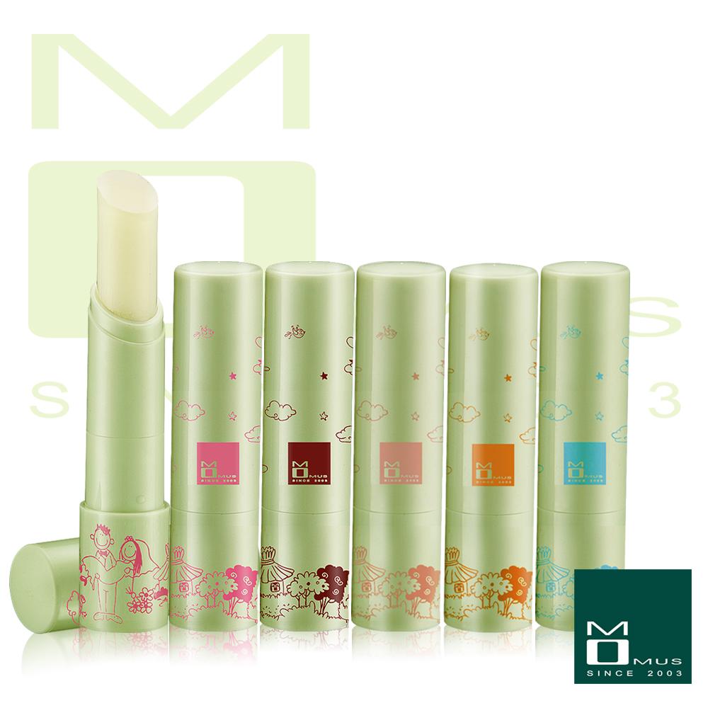 MOMUS 美白潤唇修護素+Plus 3.5g (護唇膏)