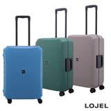 《Traveler Station》LOJEL VOJA 26吋 PP框架拉桿箱 旅行箱/行李箱