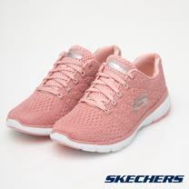 SKECHERS (女) 運動系列 FLEX APPEAL 3.0 - 13064ROS