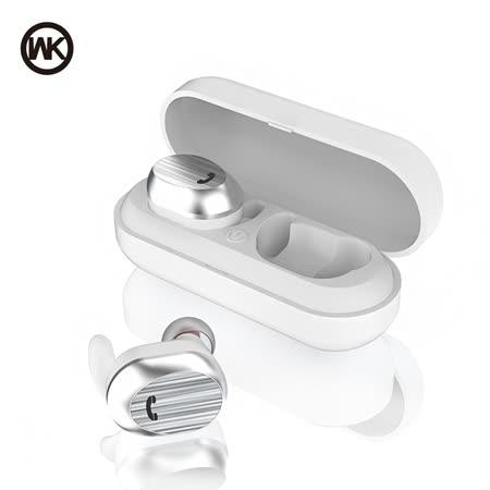 WK DESIGN真無線 藍芽耳機 BD800