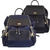 MICHAEL KORS BEACON系列尼龍束口後背包 MK媽媽包 -兩色 30S8GOXB3C