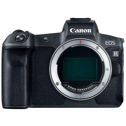 Canon EOS R 單機身 (公司貨) 贈送原廠電池+吹球拭鏡清潔組
