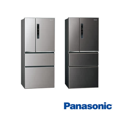 Panasonic 國際牌 610L無邊框變頻四門冰箱