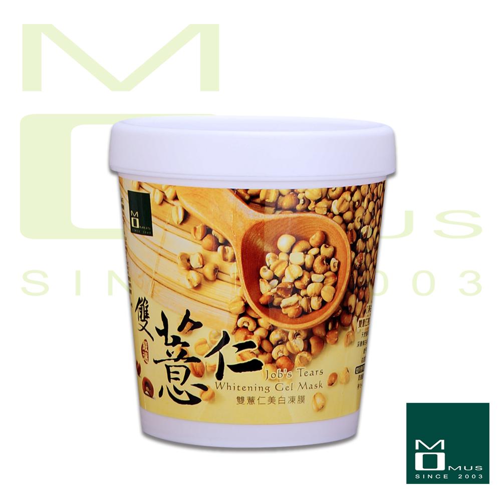 MOMUS 雙薏仁美白凍膜 250g