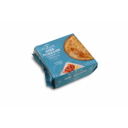 西班牙【INES ROSALES】手工芝麻海鹽橄欖油薄餅 180G