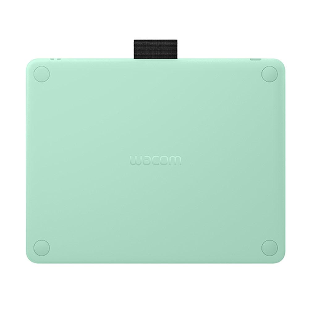 Wacom Intuos Comfort Plus Medium 繪圖板 (藍芽版)-開心果綠
