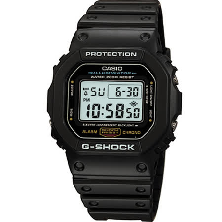 CASIO  G-SHOCK方形運動錶