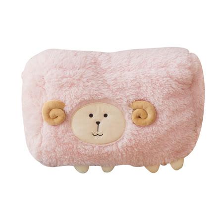 CRAFTHOLIC宇宙人 甜甜羊咩咩小毛毯
