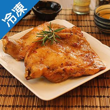 【超值組】鮮嫩迷迭香雞腿排54片 /箱