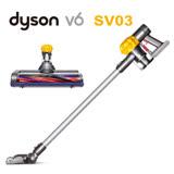 Dyson V6 SV03 無線手持式吸塵器 琉璃黃 限量福利品