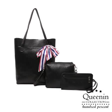 DF Queenin 優雅單肩手提包