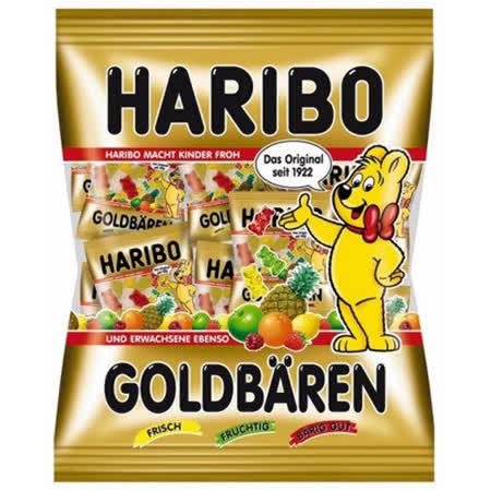【哈瑞寶】金熊Q軟糖分享包250G