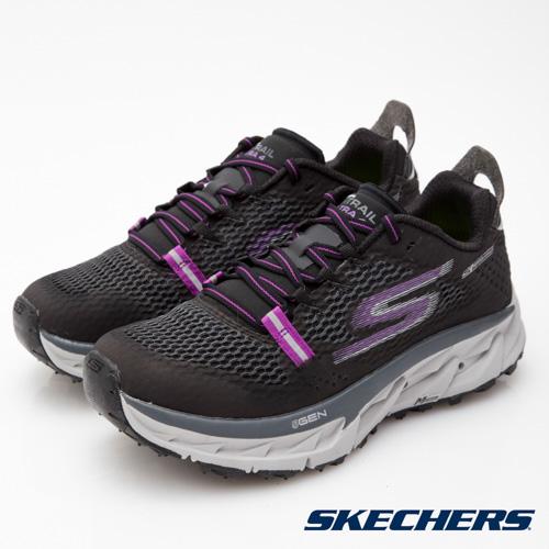 SKECHERS (女) 跑步系列GO Trail Ultra4 - 14111BKPR