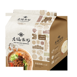 【老鍋米粉】香菇肉燥風味湯米粉 60G*4入