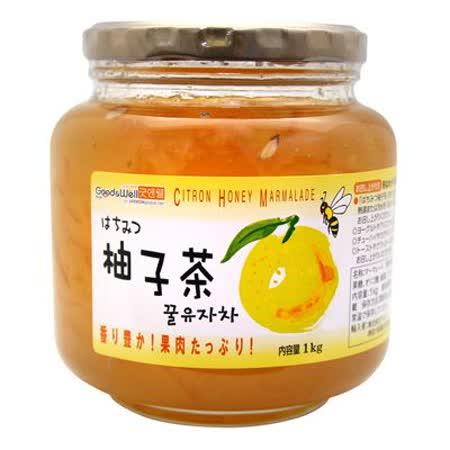 買一送一 黃金蜂蜜柚子茶 1KG
