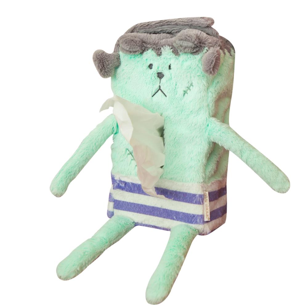 CRAFTHOLIC 宇宙人 吸血殭屍熊面紙套