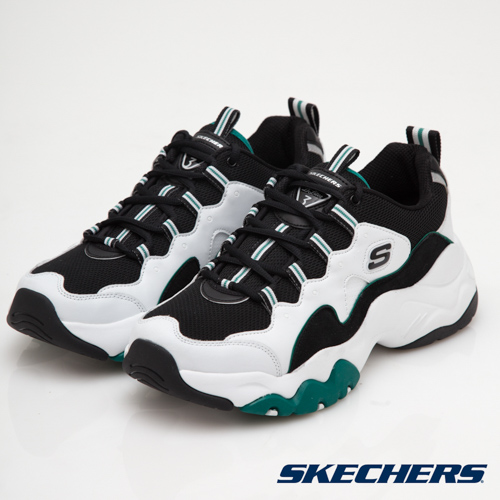 SKECHERS (男) 休閒系列 DLITES 3.0 - 999878WGRN