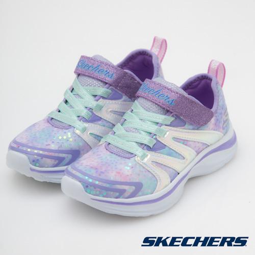 SKECHERS (童) 女童系列 DOUBLE DREAMS - 81421LLVMT