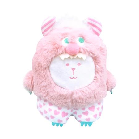 CRAFTHOLIC 宇宙人怪獸絨毛兔抱枕