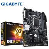 GIGABYTE技嘉 B360M D3V 主機板