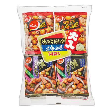 【傳六】14袋北海之味豆果子