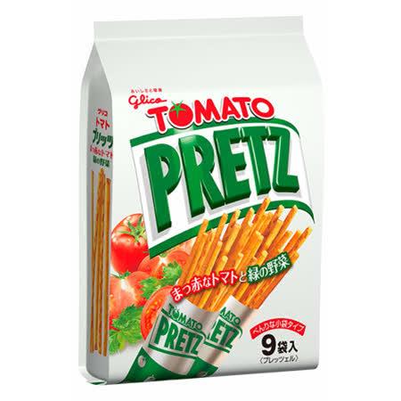 【Pocky格力高】 9袋入番茄百利滋棒