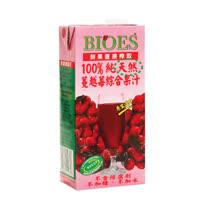 【囍瑞】100%純天然蔓越莓綜合果汁