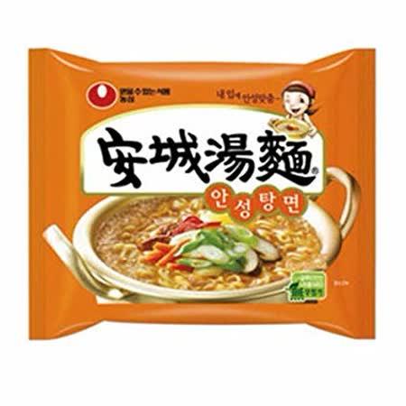 【農心】安城湯麵4入