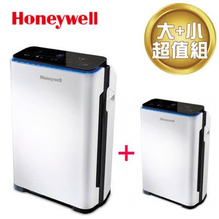 Honeywell 智慧淨化抗敏空氣清淨機組