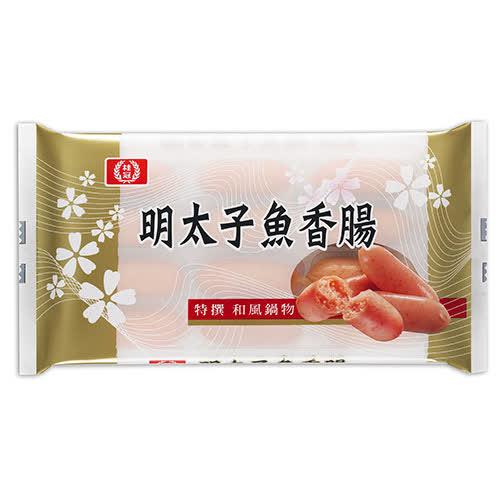 【桂冠】明太子魚香腸