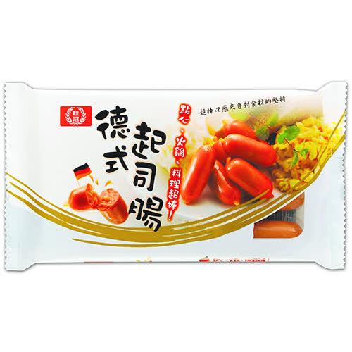 【桂冠】德式起司腸