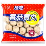 【桂冠】香菇貢丸