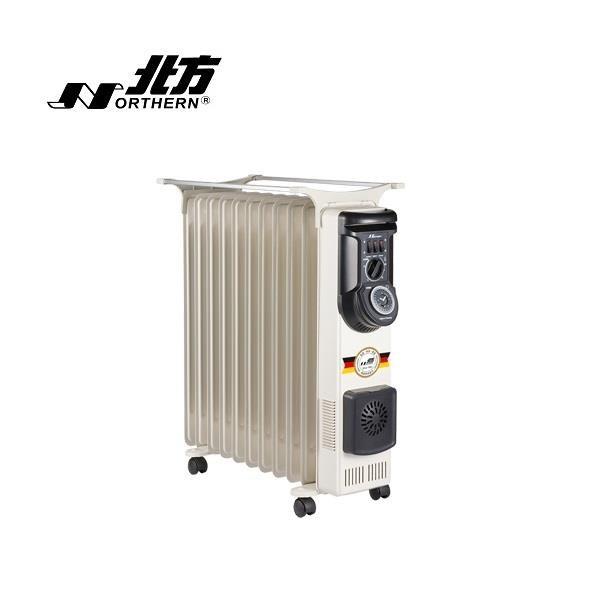NORTHERN北方 11葉片恆溫電暖爐 NA-11ZL(NA11ZL)