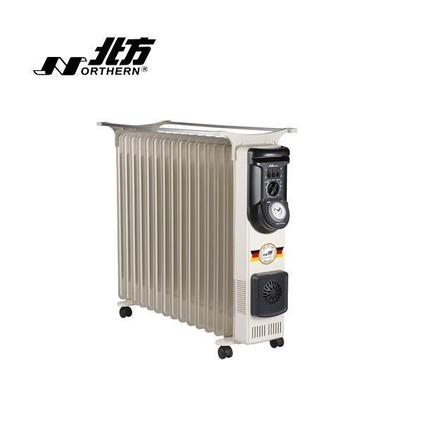 NORTHERN北方 15葉片恆溫電暖爐 NA-15ZL(NA15ZL)