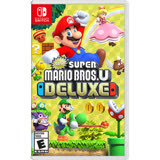 Nintendo Switch New 超級瑪利歐兄弟 U 豪華版《中文版》