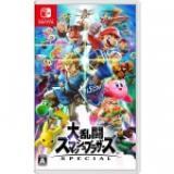 Nintendo Switch 任天堂 明星大亂鬥 特別版《中文版》