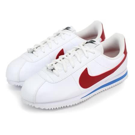 NIKE 女 CORTEZ BASIC SL (GS) 阿甘鞋