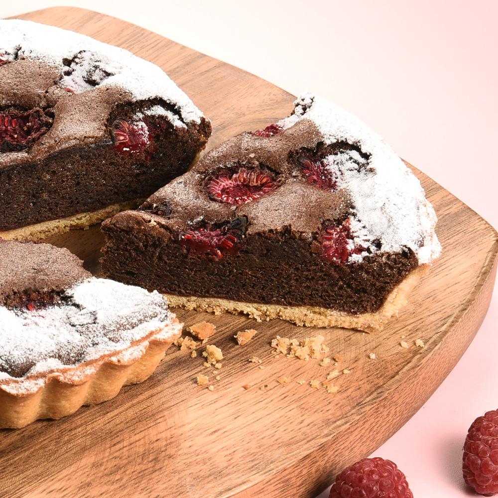 【亞尼克】夢想村派塔-覆盆莓巧克力6吋6吋(任選)