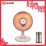 【買就送】尚朋堂 碳素電暖器SH-6020R