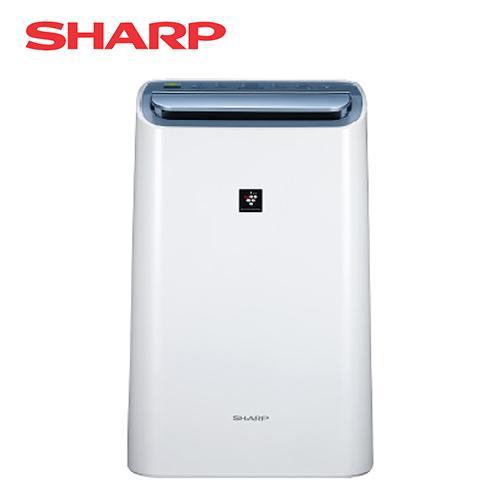 SHARP 夏普 10L  空氣清淨除濕機 DW-H10FT-W