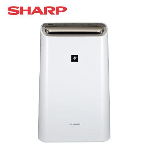 SHARP 夏普 12L  空氣清淨除濕機 DW-H12FT-W