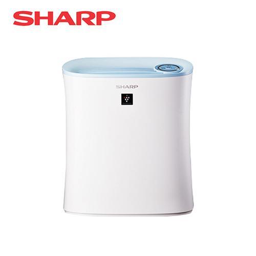 SHARP 夏普 6.4 坪除菌離子空氣清淨機 FU-H30T-W