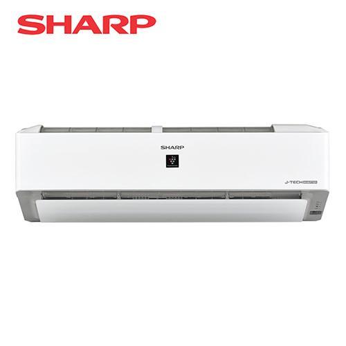 SHARP 夏普 6-7坪自動除菌離子旗艦冷暖型變頻冷氣 AY-40VAMH-W/AE-40VAMH