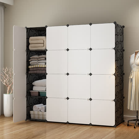 Mr.Box 加大型16格16門收納櫃