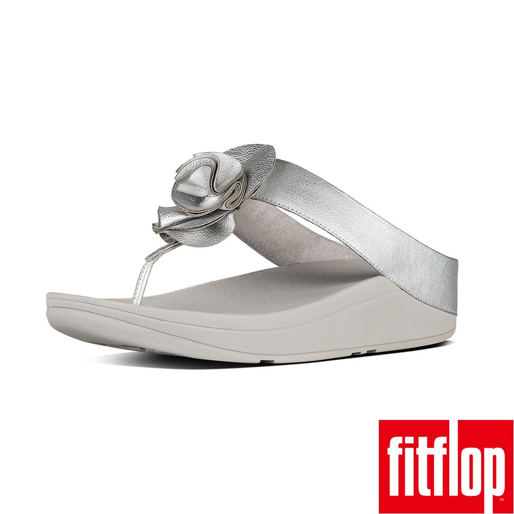 FitFlop TM- FLORRIE TM TOE-THONG  SANDAL-銀色